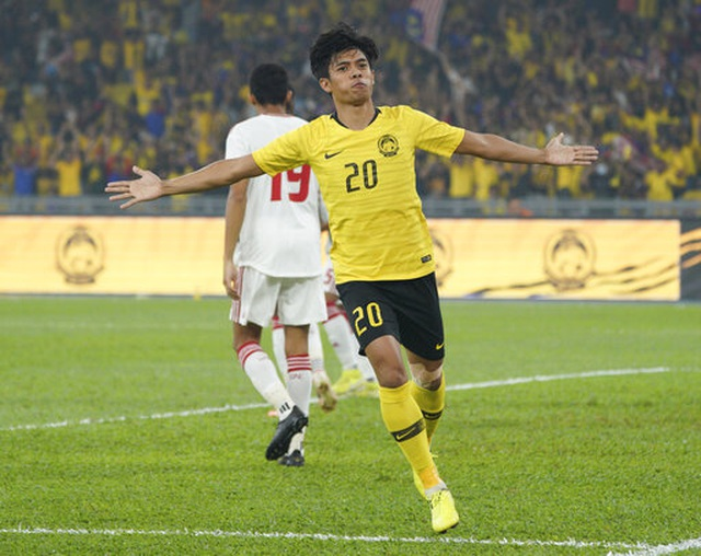 Malaysia 1-2 UAE: Cú đúp của Mabkhout - 10