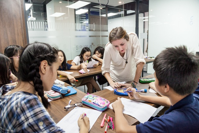 """Tiếp cận chương trình Tiểu học và THCS Mỹ ngay tại Việt Nam: Cơ hội """"vàng"""" đưa thế hệ trẻ vươn ra thế giới - 1"""