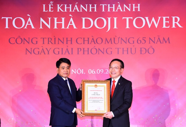Chuỗi sự kiện mừng khánh thành của kiệt tác kiến trúc DOJI Tower - 2