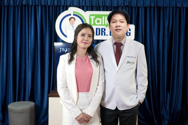 Cứu chữa thành công chiếc mũi biến dạng cho nữ Việt kiều - 3