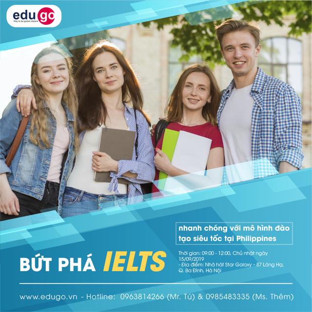 Học tiếng Anh tại Philippines – Bước đệm cho du học Mỹ, Canada, Anh, Úc - 1