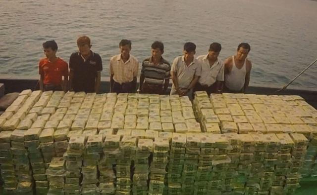 Hình ảnh những vụ án ma túy khủng ở Việt Nam và thế giới - 16