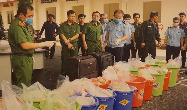 Hình ảnh những vụ án ma túy khủng ở Việt Nam và thế giới - 2