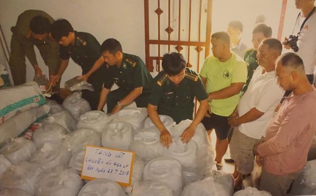 Hình ảnh những vụ án ma túy khủng ở Việt Nam và thế giới - 6