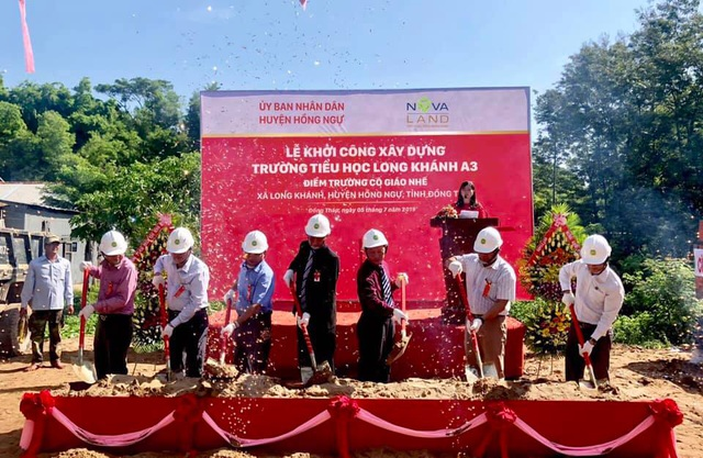 Tập đoàn Novaland với sứ mạng: Kiến tạo cộng đồng – Xây dựng điểm đến – Vun đắp niềm vui - 3