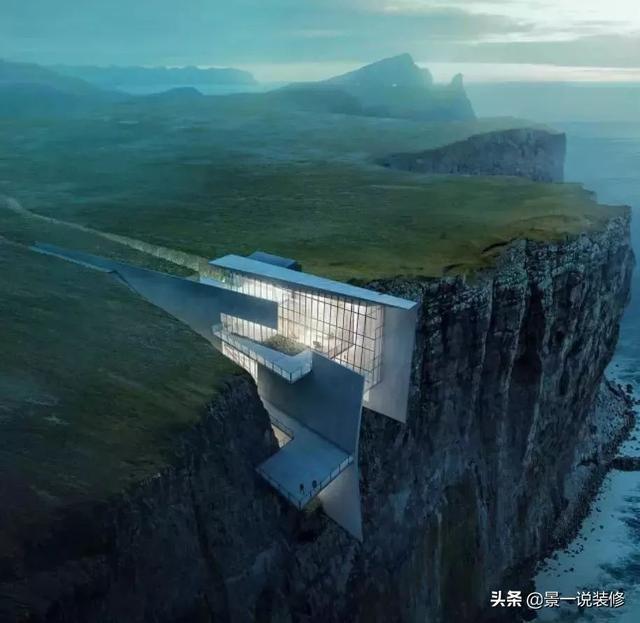 """Top 10 biệt thự """"dị"""" nhất thế giới xây dựng ở vùng đất mà bạn không ngờ đến - 4"""