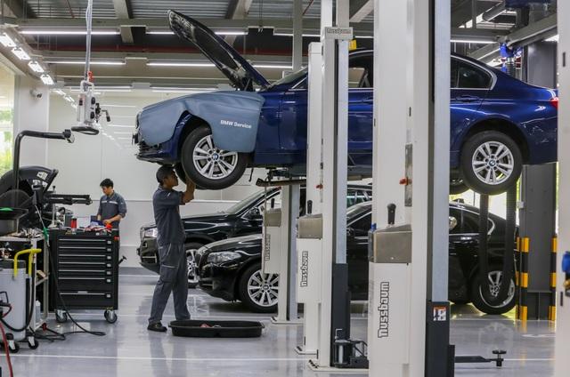 Chuyên gia hơn 20 năm kinh nghiệm với BMW sẽ giúp khách hàng chăm sóc xe - 4