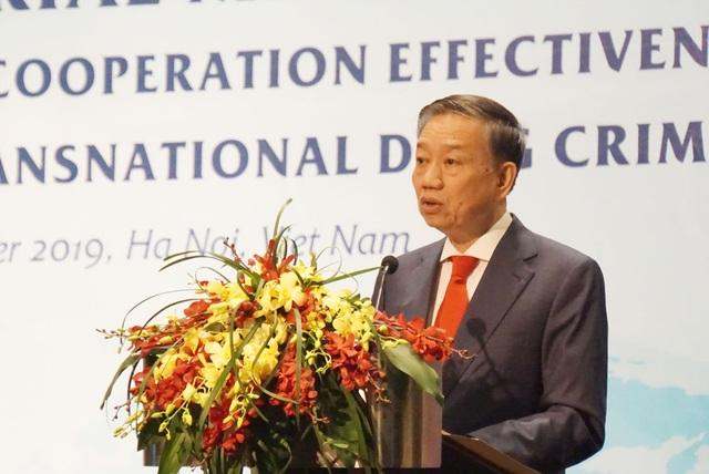 Bộ trưởng Công an nói về sự bùng nổ toàn cầu của ma tuý tổng hợp - 2