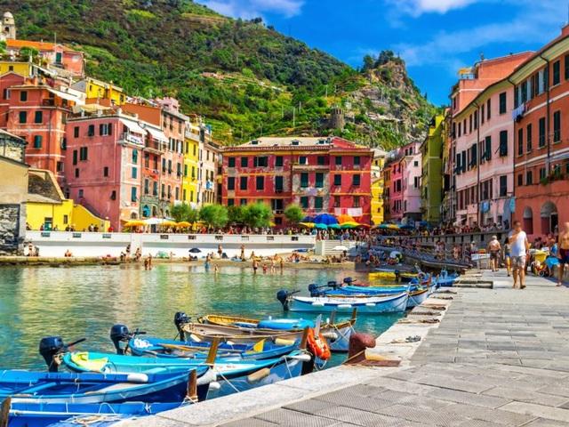 Châu Âu tuyệt đẹp qua 20 bức ảnh đầy màu sắc - 2
