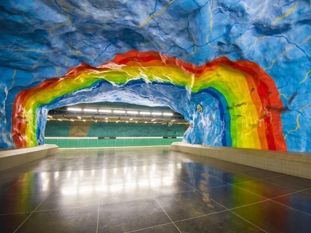 Châu Âu tuyệt đẹp qua 20 bức ảnh đầy màu sắc - 12