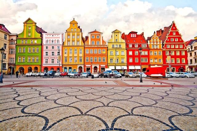 Châu Âu tuyệt đẹp qua 20 bức ảnh đầy màu sắc - 13