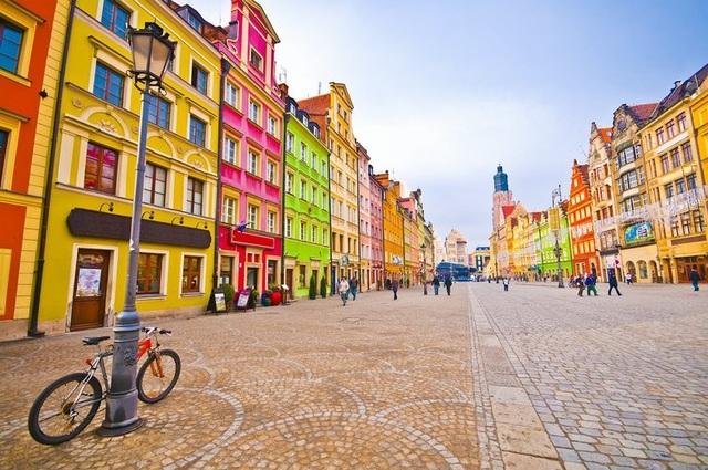Châu Âu tuyệt đẹp qua 20 bức ảnh đầy màu sắc - 14