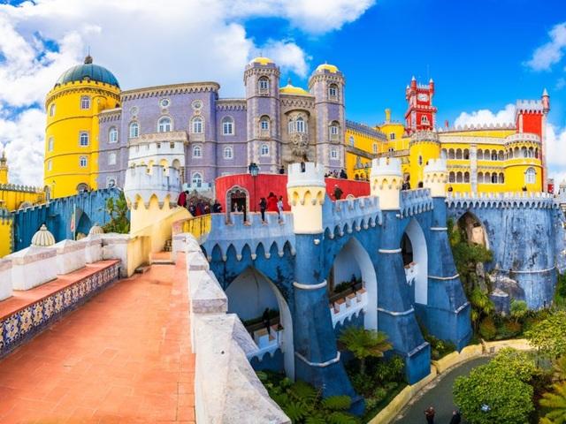 Châu Âu tuyệt đẹp qua 20 bức ảnh đầy màu sắc - 18