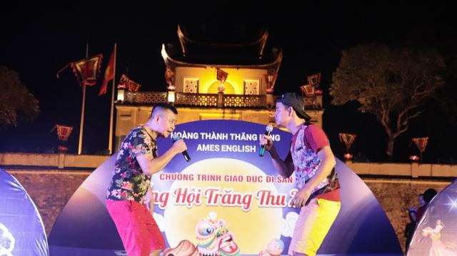 """""""Đêm hội Trăng rằm - Lễ hội Trung thu đặc sắc tại Hoàng Thành Thăng Long - 1"""