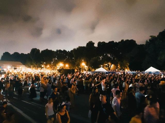 """""""Đêm hội Trăng rằm - Lễ hội Trung thu đặc sắc tại Hoàng Thành Thăng Long - 4"""