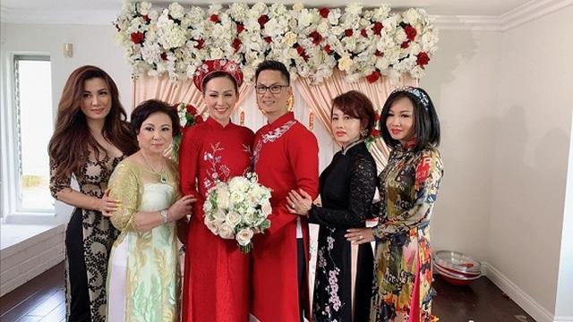 Chồng cũ của ca sĩ Nguyễn Hồng Nhung tổ chức đám cưới lần hai - 2