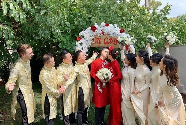 Chồng cũ của ca sĩ Nguyễn Hồng Nhung tổ chức đám cưới lần hai - 3
