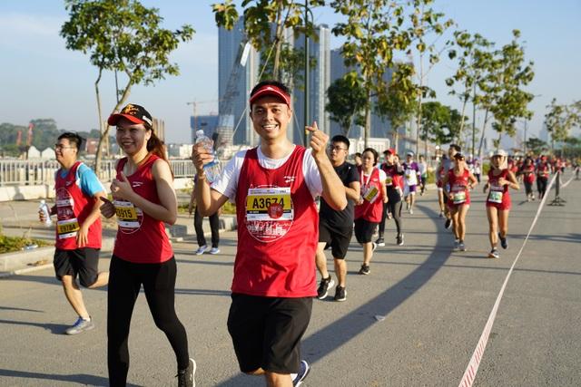 Thêm 3000 cơ hội tham gia giải Marathon quốc tế Thành phố Hồ Chí Minh Techcombank - 2