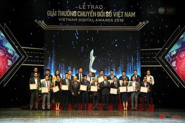 EVN, FWD, Sở TTTT Quảng Nam đạt giải đơn vị chuyển đổi số xuất sắc tại Vietnam Digital Awards 2019 - 2