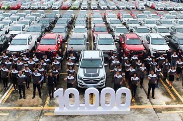 10 thương hiệu bán nhiều xe nhất Việt Nam năm 2019 - 3