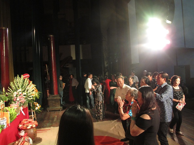 NSƯT Quế Trân, Thuý Nga nhận giải thưởng diễn viên xuất sắc - Ảnh minh hoạ 9