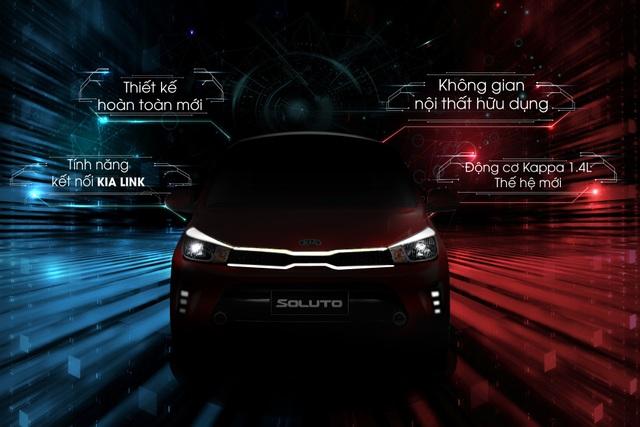 Kia Việt Nam chính thức nhận đặt hàng mẫu B-Sedan hoàn toàn mới, giá chỉ từ 399 triệu đồng - 2