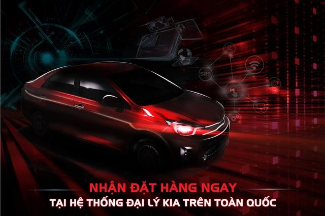 Kia Việt Nam chính thức nhận đặt hàng mẫu B-Sedan hoàn toàn mới, giá chỉ từ 399 triệu đồng - 3