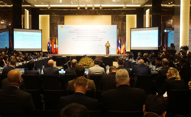 Bộ trưởng Công an nói về sự bùng nổ toàn cầu của ma tuý tổng hợp - 1