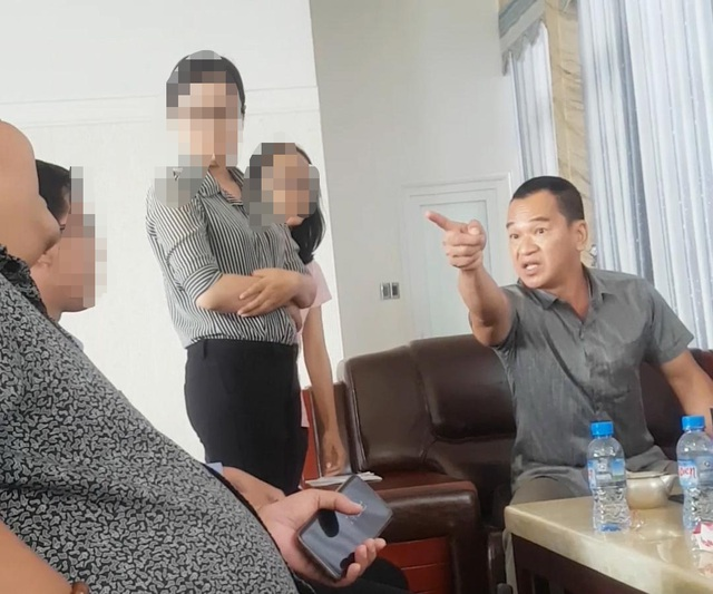 """Sóc Trăng: Một phóng viên""""tố"""" bị chủ doanh nghiệp đe dọa ngay trong buổi làm việc - 1"""