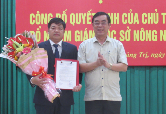Phó Chánh Văn phòng Tỉnh ủy Quảng Trị làm Bí thư huyện đảo Cồn Cỏ - 2
