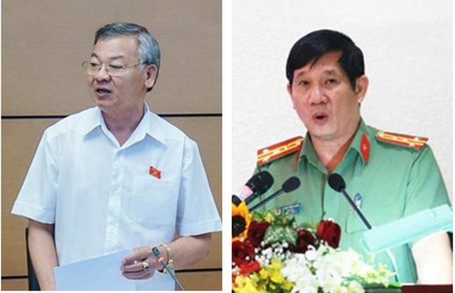 Ban Bí thư cách mọi chức vụ trong Đảng của Giám đốc Công an tỉnh Đồng Nai - 1