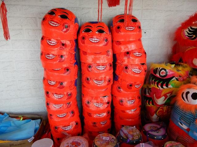 Đồ chơi trung thu: Hàng Trung Quốc vẫn la liệt, thiếu những món mới, lạ - 3