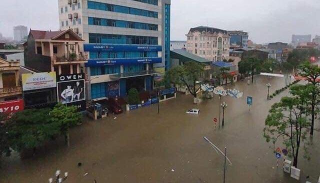 3 người chết, 43 ô tô hư hỏng trong mưa lũ ở Thái Nguyên - 3