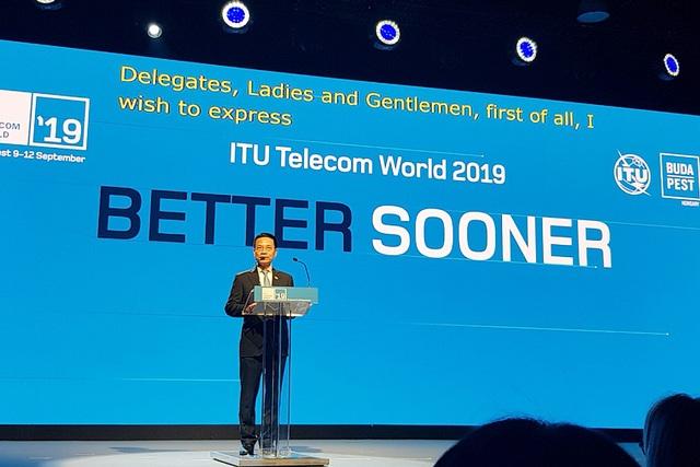 Bộ trưởng TTTT: An toàn, an ninh mạng và nguyên tắc số sẽ là yêu cầu cơ bản của chuyển đổi số - 1