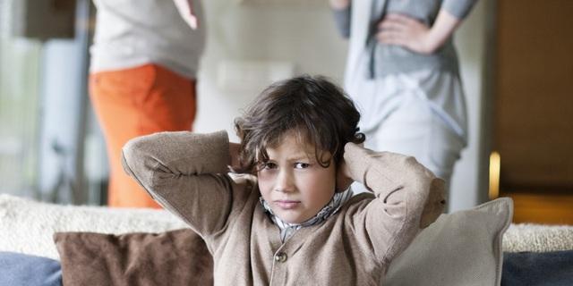 Những hệ lụy khi con tắm mình trong xung đột của cha mẹ - 2
