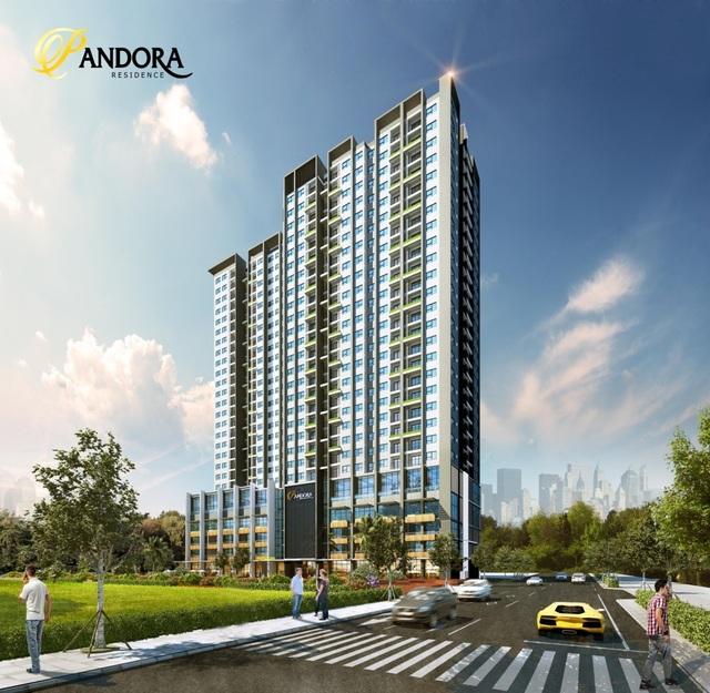 Pandora Tower: Khẳng định tên tuổi nhà đầu tư bằng chất lượng dự án - 1