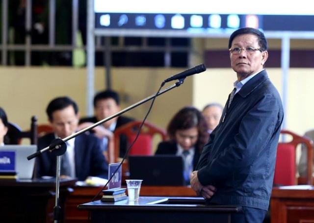 Khởi tố thêm tội danh đối với cựu Trung tướng Phan Văn Vĩnh - 1