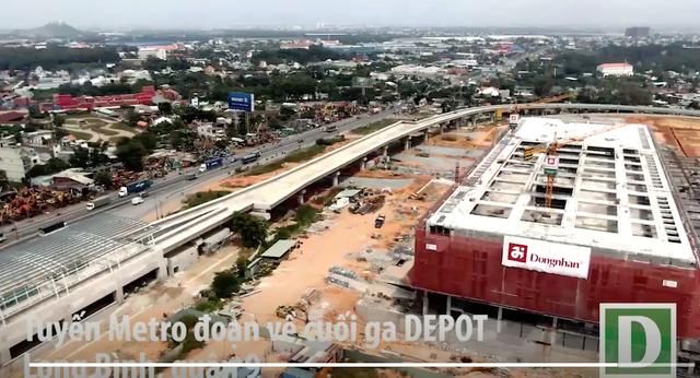 Sắp khởi công 2 dự án giao thông hơn 1.000 tỷ đồng nơi cửa ngõ Sài Gòn - 1