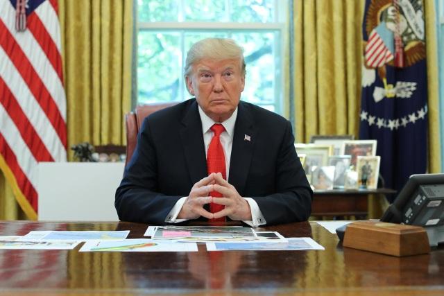 Ủy ban Hạ viện Mỹ cân nhắc luận tội Tổng thống Trump - 1