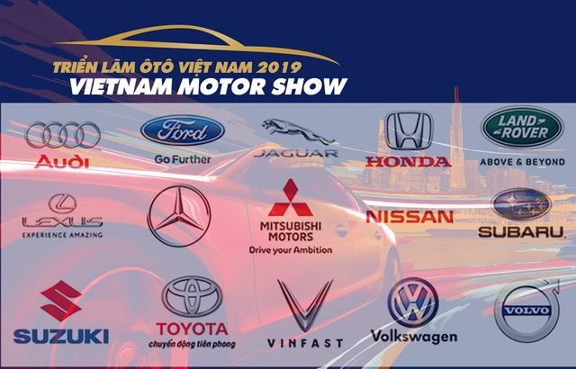VinFast đột ngột tham gia triển lãm Vietnam Motor Show 2019 vào phút cuối - 2
