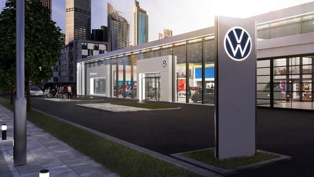 Volkswagen chính thức giới thiệu logo mới, đơn giản hơn - 1