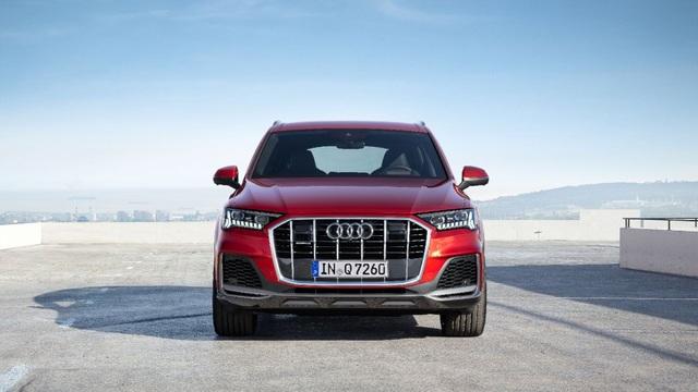 Diện kiến Audi Q7 phiên bản nâng cấp - 3