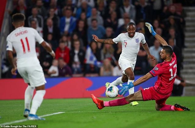 Tuyển Anh thắng Kosovo trong cơn mưa bàn thắng ở Wembley - 3