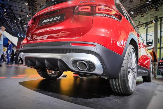 Mercedes-AMG GLB 35 gia nhập phân khúc SUV cỡ nhỏ - 9
