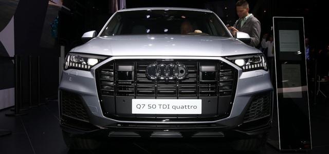 Diện kiến Audi Q7 phiên bản nâng cấp - 13