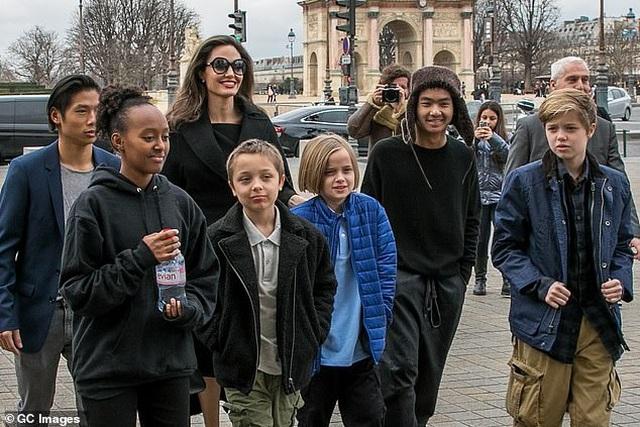 Angelina Jolie và Brad Pitt hoàn toàn đối lập về hướng đi sau ly hôn - 4
