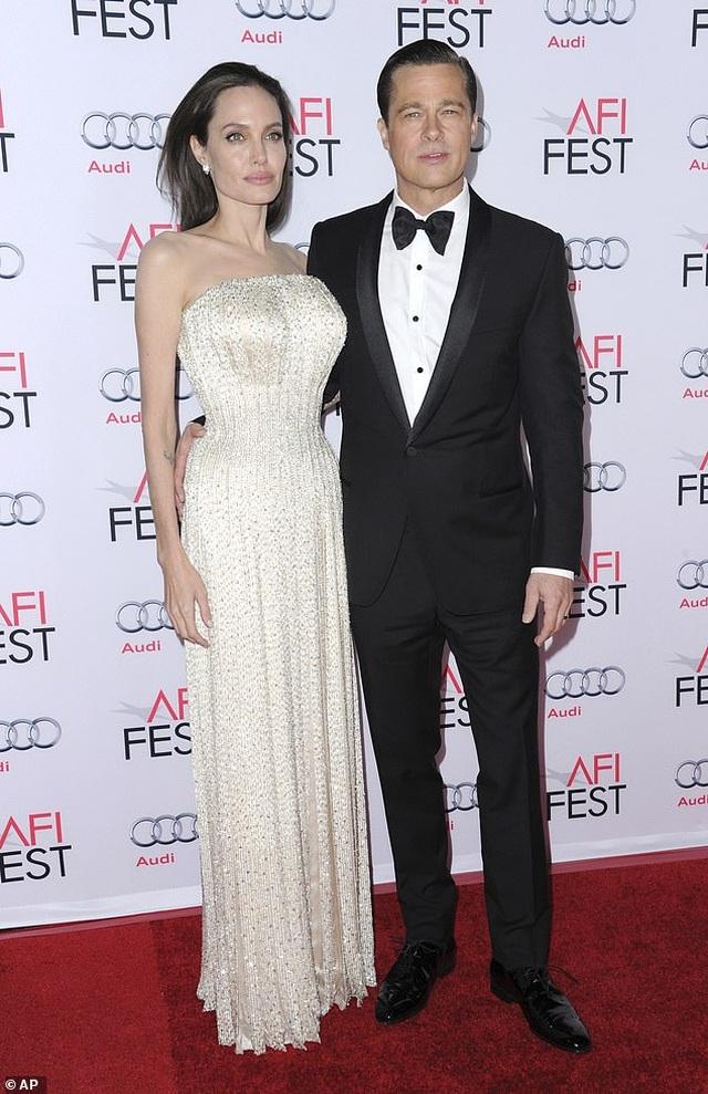 Angelina Jolie và Brad Pitt hoàn toàn đối lập về hướng đi sau ly hôn - 3
