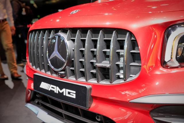 Mercedes-AMG GLB 35 gia nhập phân khúc SUV cỡ nhỏ - 17