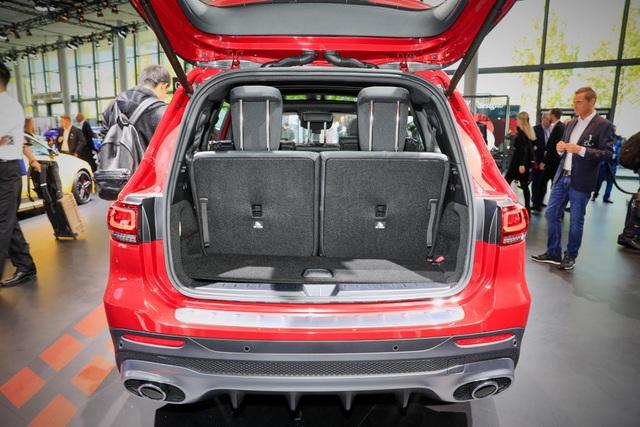Mercedes-AMG GLB 35 gia nhập phân khúc SUV cỡ nhỏ - 12