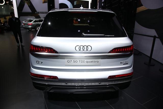 Diện kiến Audi Q7 phiên bản nâng cấp - 17